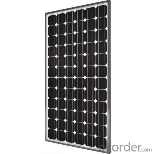 160W-200W Mono Solar Panel, Solar System