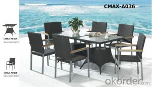 Garden Set by Hand Rattan for Outdoor Furniture CMAX-A116
