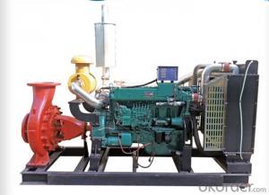 Diesel Engine Driven Fire Fighting Water Pump
