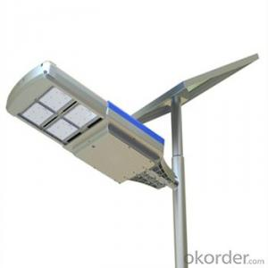 Solar Street LED Light ESL-48  for Energy Saving