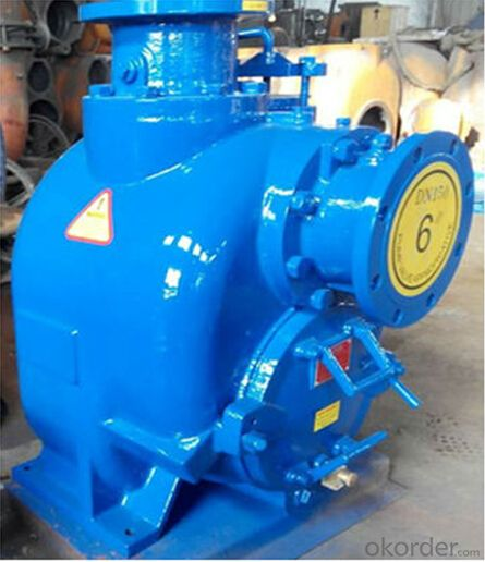 Diesel Driven Self Priming Water Pump for Irrigation