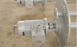 Vertical Cantilever/Submerged Pump(API610 VS4)