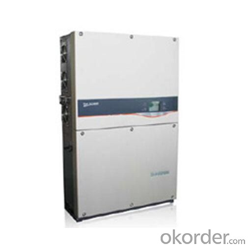 Solar Photovoltaic Grid-Connected Inverter SG60KTL