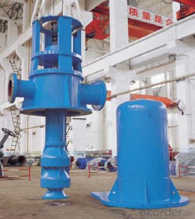 Vertical Can-type/Barrel Pump           .