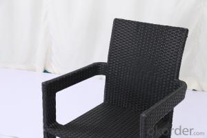 Aluminum Garden Set with Customized PE Rattan