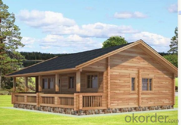Prefabricated Wooden House/Home with Good Price