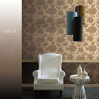 PVC Wallpaper 2015 Hot Sale Home Decoration Modern Style PVC wallpaper