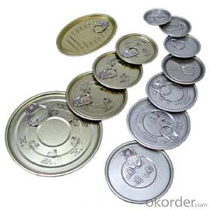 Easy Open End, Aluminum Dry Food Can Lid,Best Quality