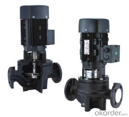 TD Series Vertical in-line Centrifugal Pump