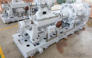 Multistage Heavy Duty Axially Split Casing Centrifugal Pump