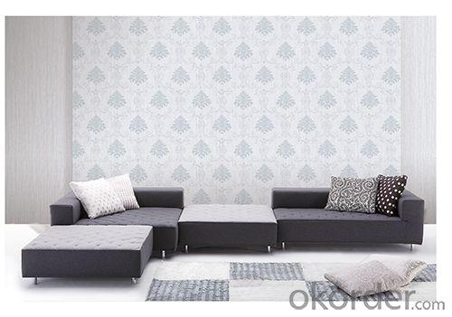 PVC Wallpaper Modern Style Factory Price Decorative Home Designer PVC Wallpaper