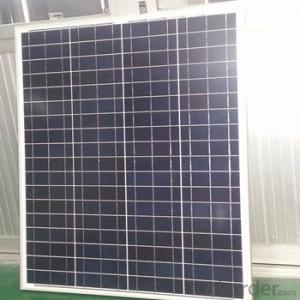 Polycrystalline Solar Module-100w CNBM Series