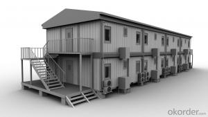 Container Houses 20ft Container Home for Fast Built Building