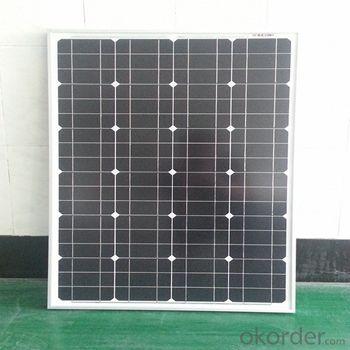 Monocrystalline Solar Panels-65w CNBM Series