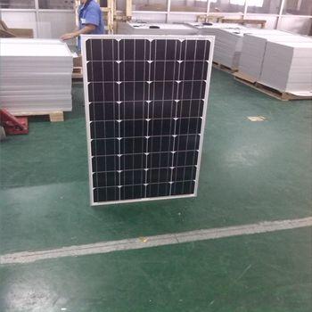 Monocrystalline Solar Panels-130w CNBM Series