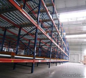 LIVE PALLET RACK WITH BEST PRICE AND QUALITY