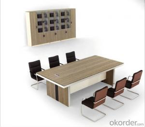 Office Furniture Meeting Desk MDF with Melamine