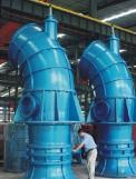 Bomba de agua sumergible de flujo axial/flujo mixto de alta capacidad