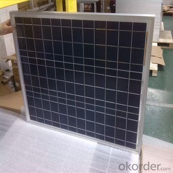 Polycrystalline Solar Module-50w CNBM Series