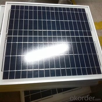 Monocrystalline Solar Panels-20w CNBM Series