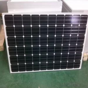 Monocrystalline Solar Module-200w CNBM Series