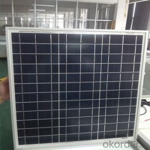 Polycrystalline Solar Module-40w CNBM Series