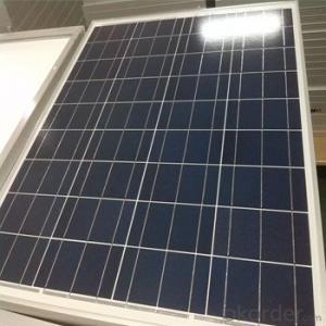 Polycrystalline Solar Module-150w CNBM Series