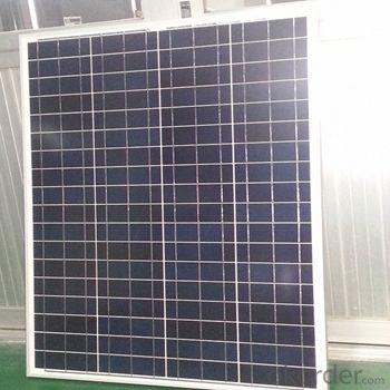 Polycrystalline Solar Module-120w CNBM Series