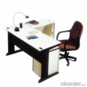 Office Computer Table with Fancy Design