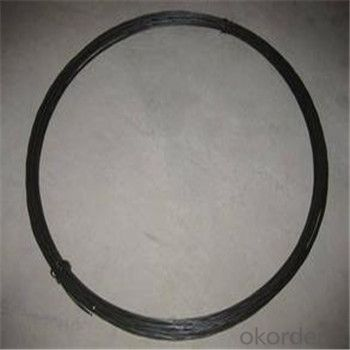 Black Annealed Wire Binding Tie Wire for Construction BWG 8-22