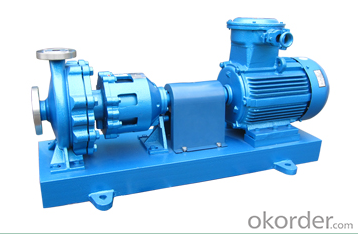 Single-stage Single Suction Magnetic Drive Pump(API 685)