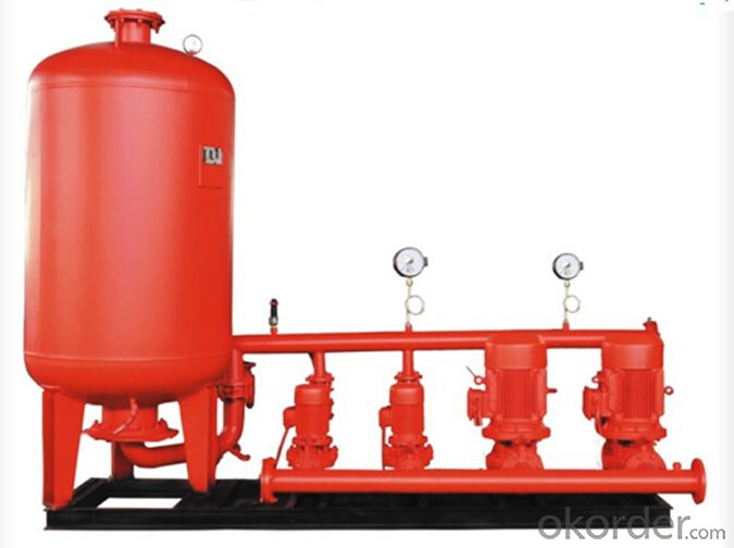 High Pressure Jocky Pump for Fire Fighting System