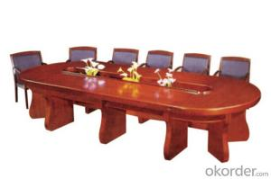 Office Conference Table Arc Corner 6M Length