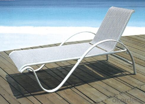 Sun Lounger Chaise Lounge Teslin Lounge Stackable Lounge