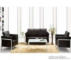 Office Furniture Commercial Sofa with Three Seats