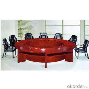 Office Furniture Meeting Round Table for Negotiation