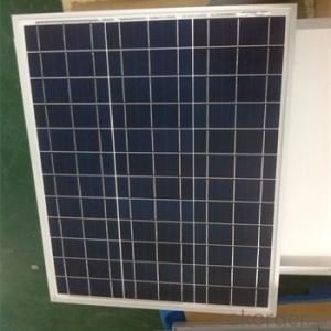 Polycrystalline Solar Module-70w CNBM Series