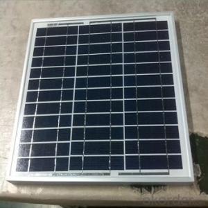 Polycrystalline Solar Panel-20W CNBM Series
