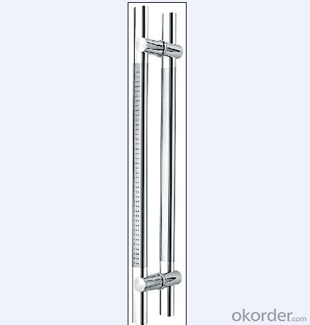 Stainless Steel Door Handle for Bathroom Room Glass Door/Wooden Door Handle DH103