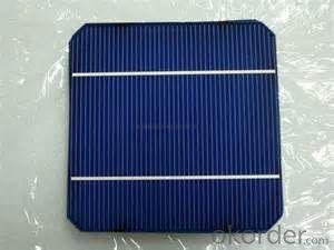 Monocrystalline Silicon Solar Cell Type CSUN-S156-3BB-88