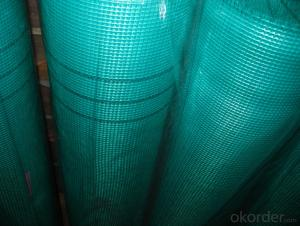 E-glass Fiberglass Mesh 5*5 145gsm with Good Bonding Ability