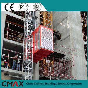 Construction Hoist Single Cage Famous Chinese Brand