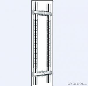 Stainless Steel Door Handle for Shower Room Glass Door/Wooden Door Handle DH105