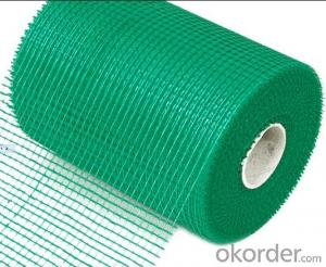 C-glass Fiberglass Mesh with Excellent Positioning