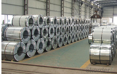 Galvanized Steel Coil G3302  Deep drawing quality CNBM