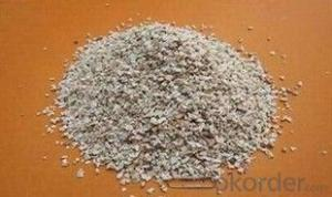 87% Alumina 120 Mesh Calcined Bauxite with Low Price