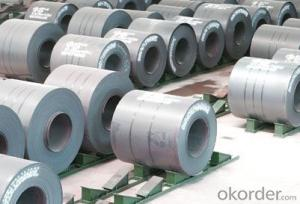Hot Dipped Galvanized Steel Coils  CNBM