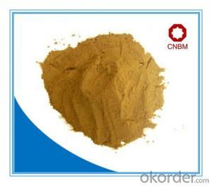 Water Reducer Sodium Lignosuphonate Powder Type