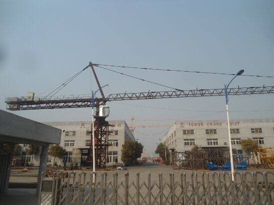 TOWER CRANE H7030B TC7030 HIGH QUALITY 16Ton