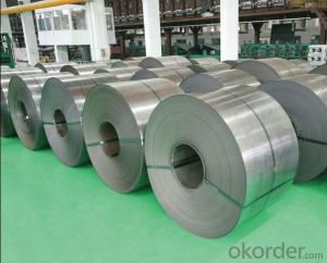 HSLAS Type B ASTM A653 Hot-Dip Steel Coil CNBM